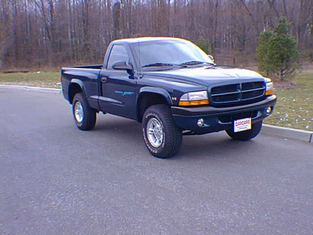Bernstein on 1996 Dodge Dakota 5 2l Exhaust