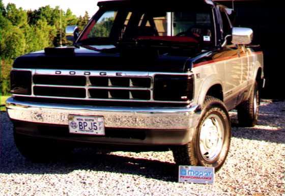 Hemmings on Dodge Dakota Fog Light Kit