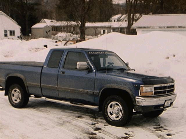 Vogler on 1996 Dodge Dakota Dash Lights