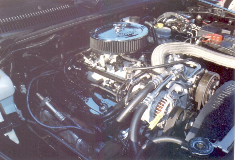 1997 Dodge Dakota 318ci Magnum V8